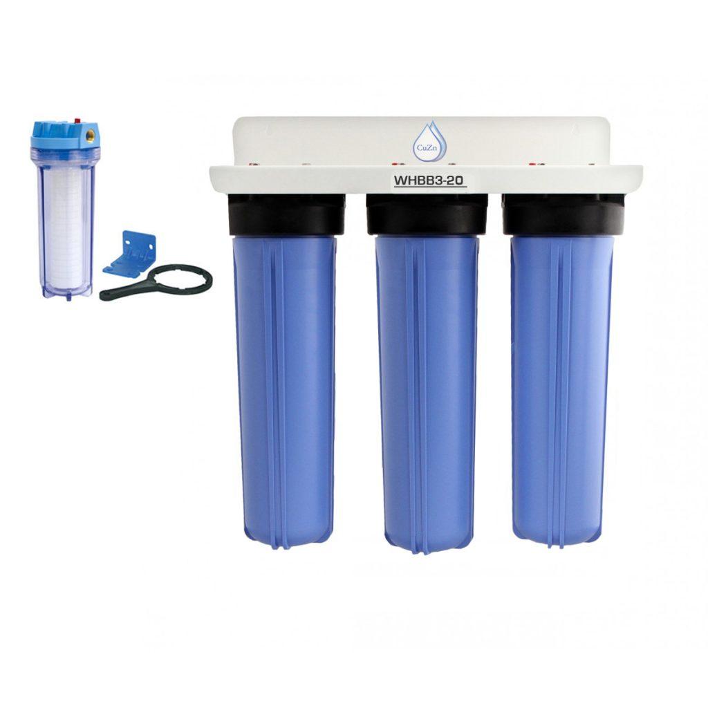 mechaniniai vandens filtrai